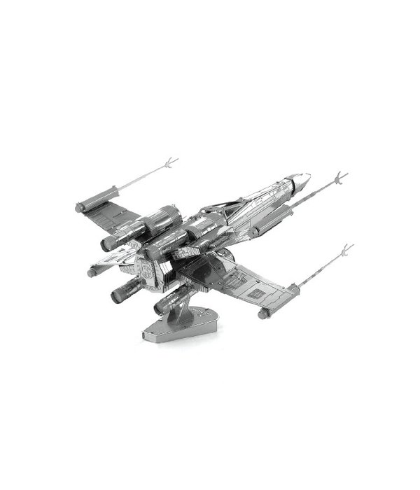 Star Wars X-Wing Starfighter Metal Model Kit