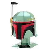 Star Wars Boba Fett Helmet Metal Model Kit