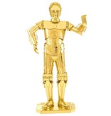 Star Wars C3PO Metal Model Kit