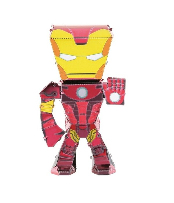 Iron Man Metal Model Kit