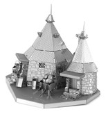 Hagrid's Hut Metal Model Kit