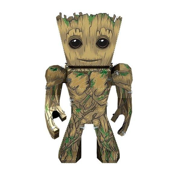 Metal Model Kit-Groot