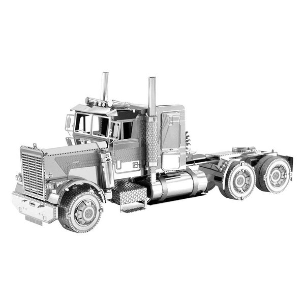 FLC Long Nose Truck Metal Model Kit