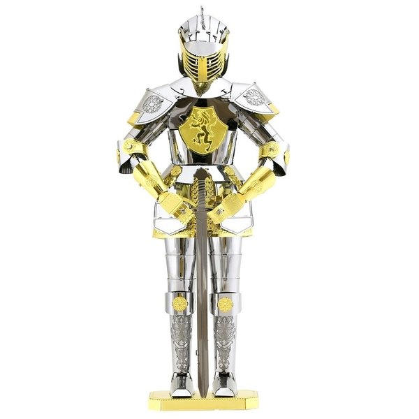 European Knight Armor Metal Model Kit
