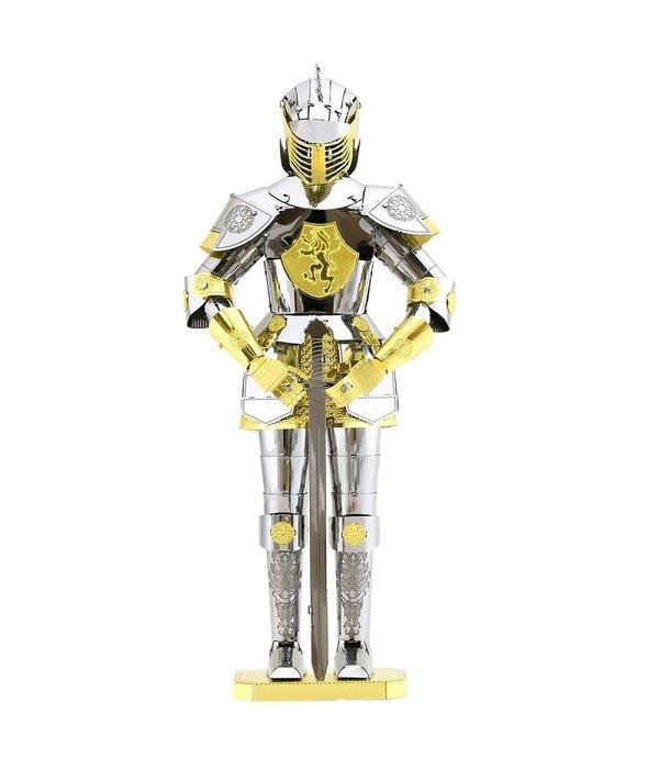 European Knight Armor Metal Model Kit
