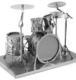 Drum Set Metal Model Kit