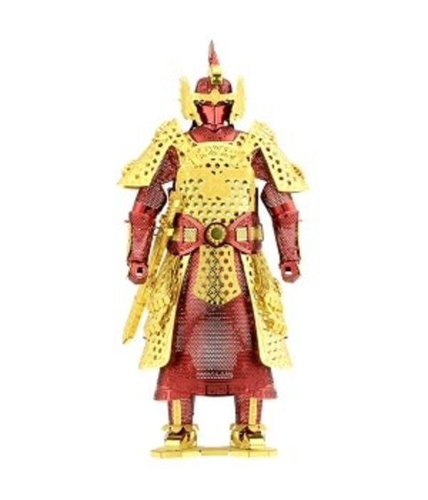 Chinese Armor Ming Dynasty Metal Model Kit