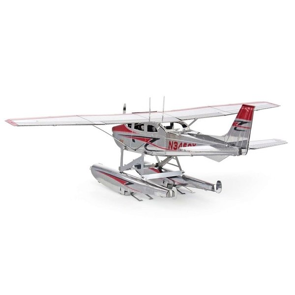 Cessna Floatplane Metal Model Kit