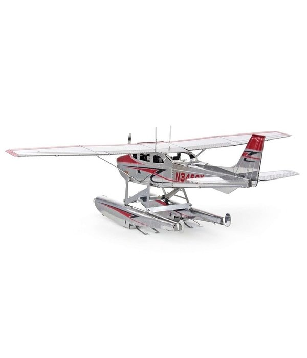 Cessna Floatplane Metal Model Kit
