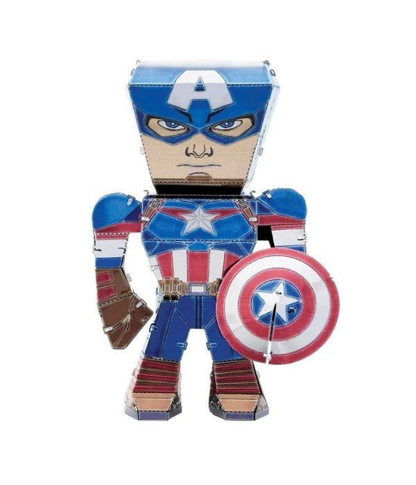 Captain America Metal Model Kit
