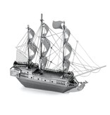 Black Pearl Metal Model Kit