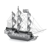 Black Pearl Metal Model Kit