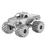 Monster Truck Metal Model Kit