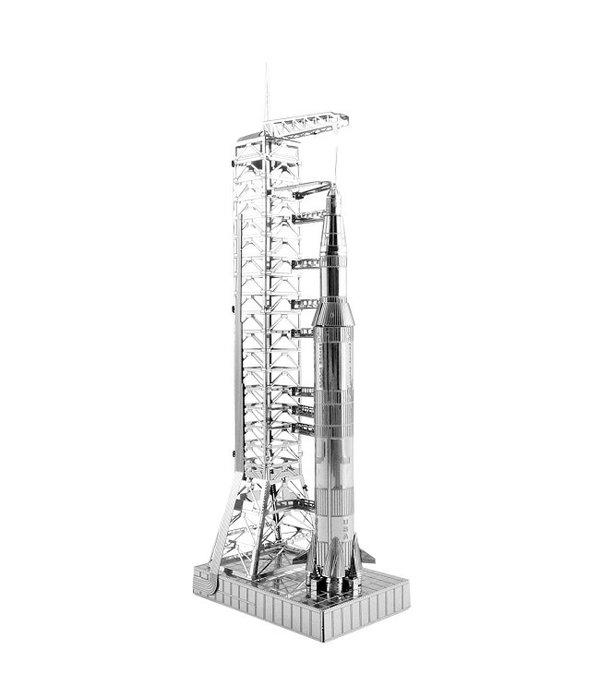 Apollo Saturn V with Gantry Metal Model Kit