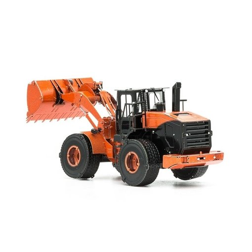 Wheel Loader Metal Model Kit