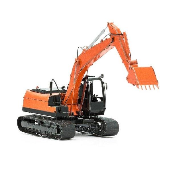 Excavator Metal Model Kit