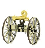 Wild West Gatling Gun Metal Model Kit