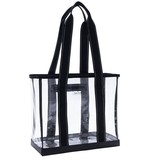 Scout Bags Mini Deano Clear Black