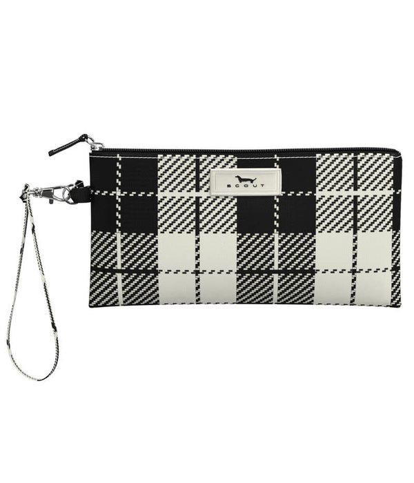 Scout Bags Kate Wristlet Plaid Habit
