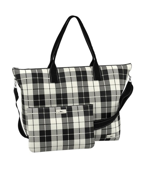 Scout Bags Overpacker Plaid Habit