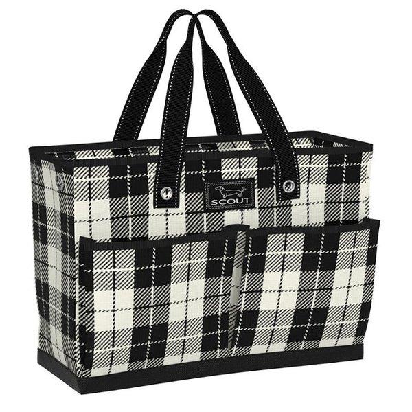 The BJ Bag Plaid Habit