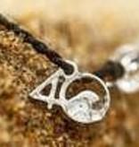 4Ocean 4Ocean Bracelet- Manatee Grey
