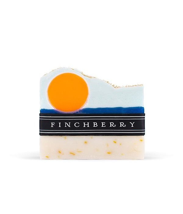 Finchberry Finchberry Handcrafted Vegan Soap Tropical sunshine