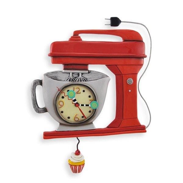 Vintage Mixer Clock