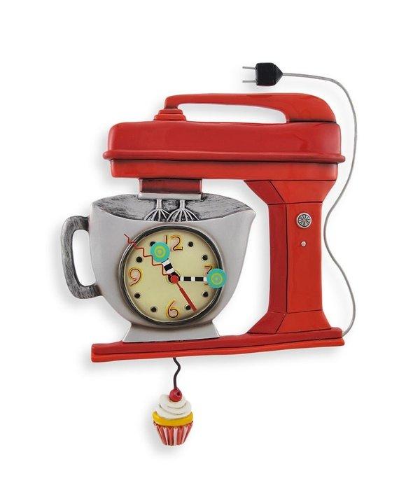 Allen Designs Allen Design Clock- Vintage Mixer
