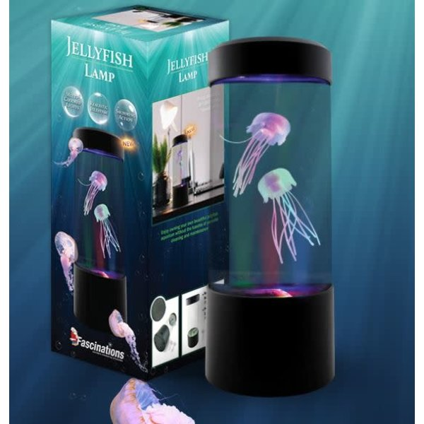 Small Jellyfish Lamp
