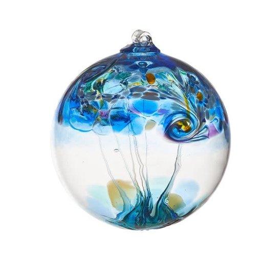 Kitras Glass Water Element Glass Ball
