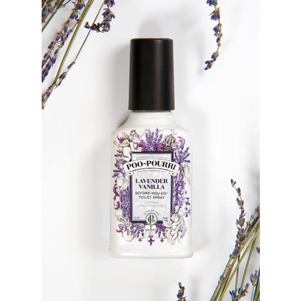 Lavender Vanilla Spray 4 oz