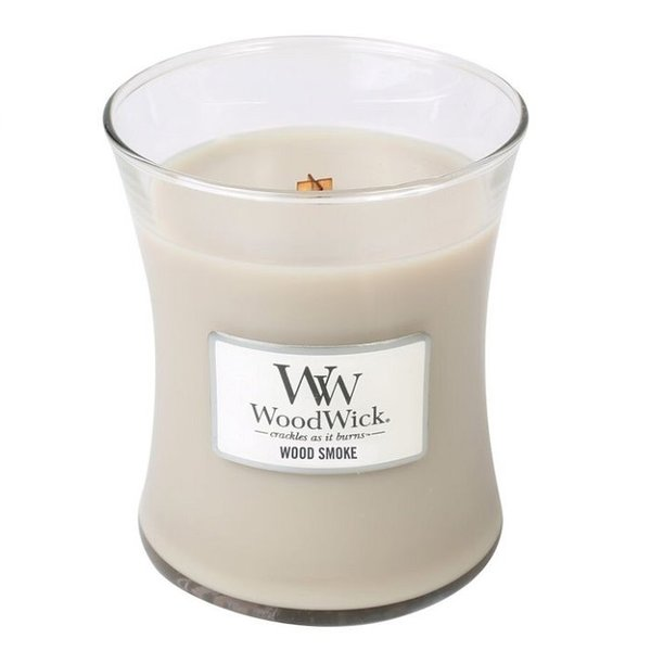 Wood Smoke Candle 10 oz