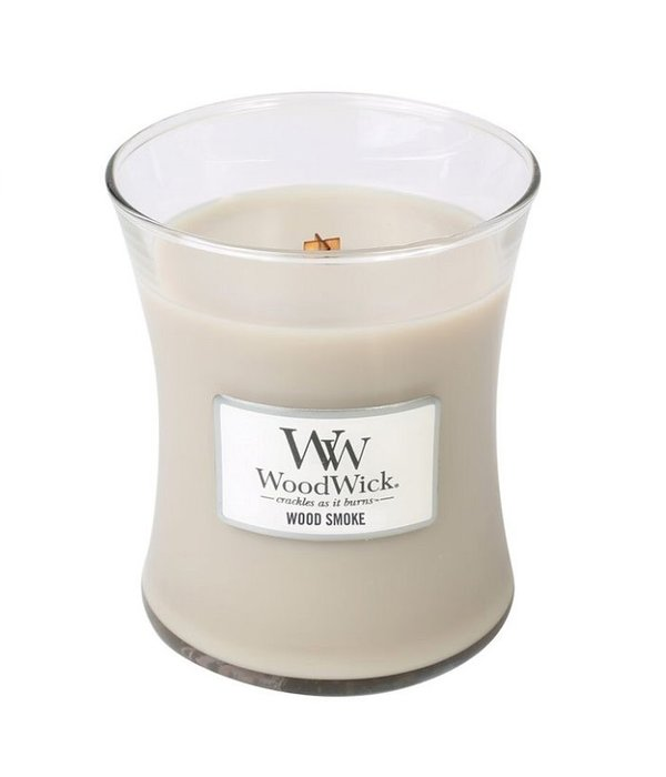 Woodwick Candle Wood Smoke 10 oz