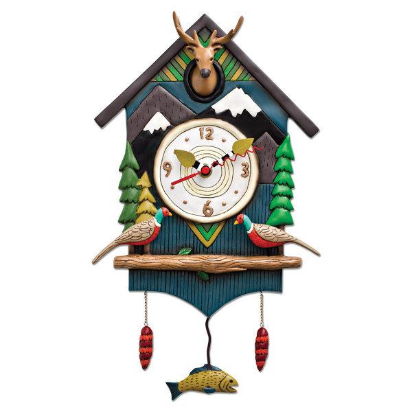 Mountain Time Clock