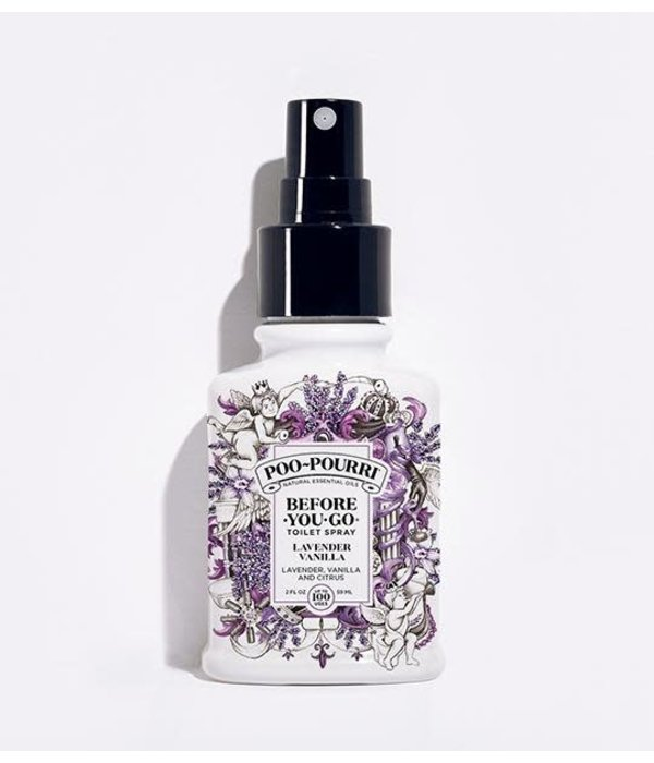 Poo Pourri Lavender Vanilla Spray 2 oz