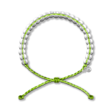 4Ocean 4Ocean Bracelet- Sea Turtle Lime Green