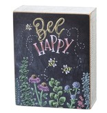 Primitives Primitives Sign- Bee Happy