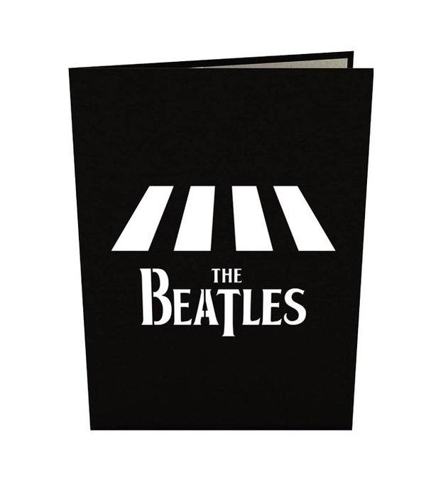 Lovepop Lovepop Abbey Road Greeting Card