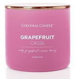 Colonial Candles- Grapefruit Cassis