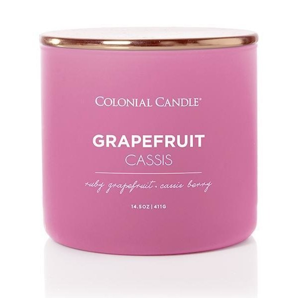 Grapefruit Cassis Candle