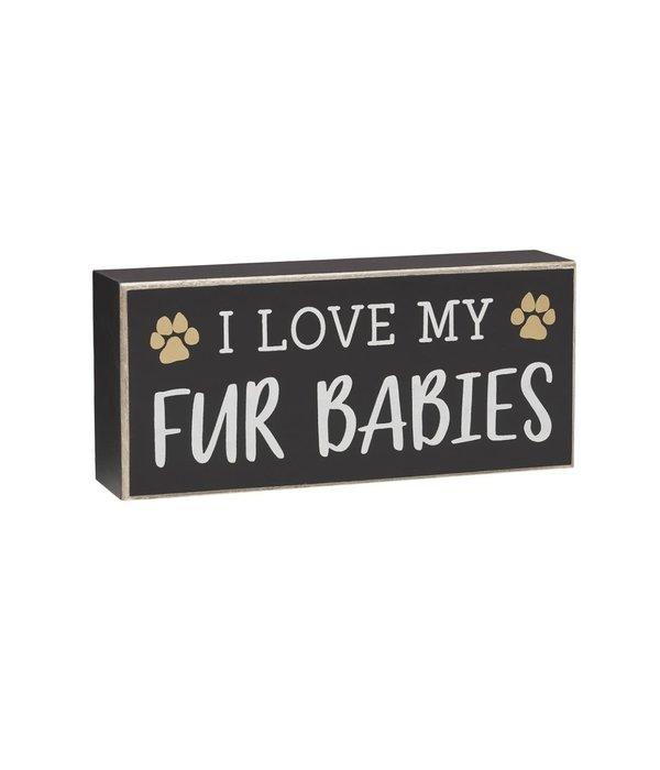 Fur Babies Sign
