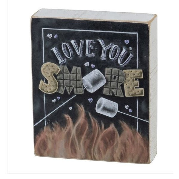 Love You Smore Sign