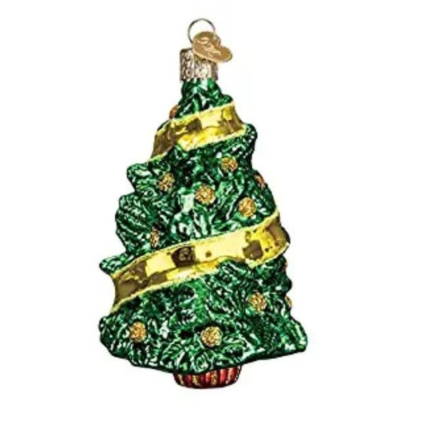Christmas Tree Ornament-Support the Troops