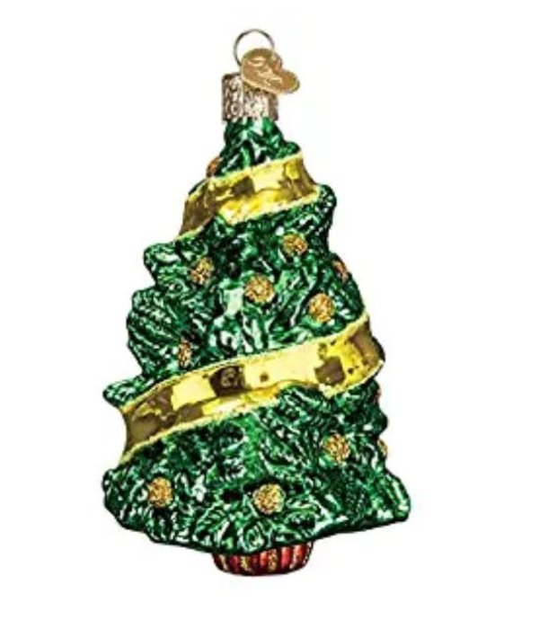 Old World Christmas Old World Christmas Tree-Support the Troops Ornament