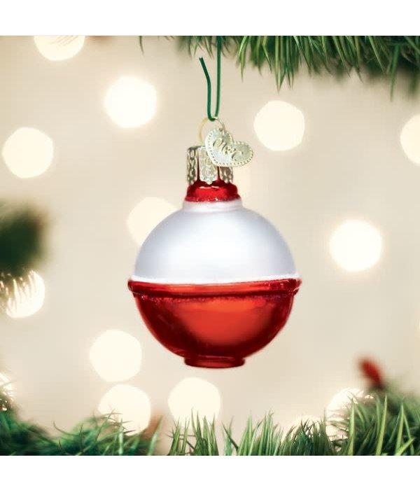 Old World Christmas Old World Christmas- Fishing Bobber Ornament