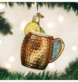 Old World Christmas Moscow Mule Mug Ornament