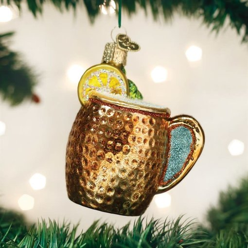 Old World Christmas Moscow Mule Ornament