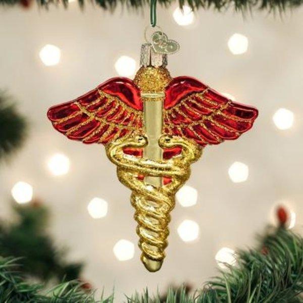 Medical Symbol Ornament