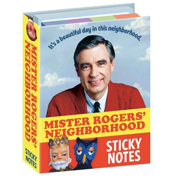 Mr. Rogers Sticky Notes